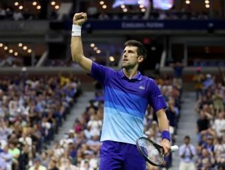 US OPEN. Djokovic geeft set prijs, maar wint - Mertens klopt Minnen en Van Uytvanck in dubbelspel - sprookje 18-jarige Raducanu duurt voort