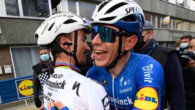 Ook UCI wil geen knuffelende renners meer
