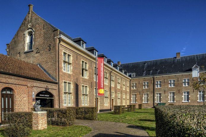 Het Gasthuismuseum is vanaf zaterdag weer geopend.