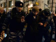 Plus de 400 personnes interpellées à Moscou