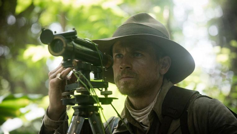 The lost city of Z Beeld -