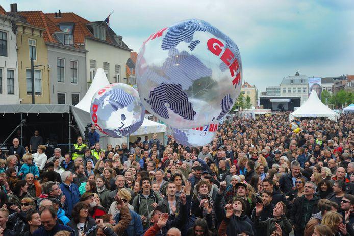 Ook dit jaar geen volgepakt Bellamypark tijdens het Bevrijdingsfestival Zeeland. Wel wordt er gewerkt aan een indooreditie.