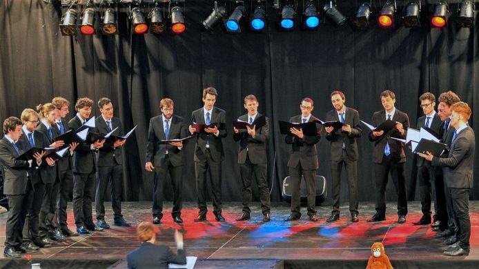 Terpander gaf een gesmaakt concert tijdens Amateurama.