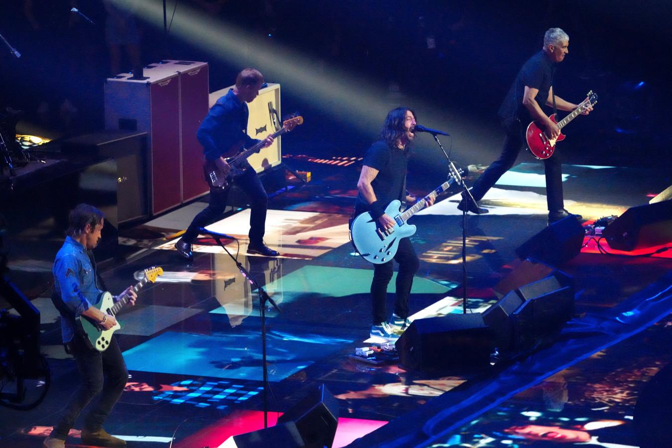 Les Foo Fighters.