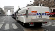 'Gele hesjes' verbannen van Champs-Elysées, Parijs zet leger in tegen relschoppers en pakt betogers uit voorzorg op