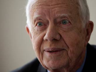 Ingreep Amerikaanse oud-president Jimmy Carter (95) succesvol verlopen