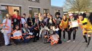 Klusjesjuf, hoteljuf en ook brandweerjuf staan samen met de poetsjuf vandaag voor de klas in Opwijk