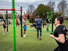 Sportschool dicht, dan massaal naar buitensportpark