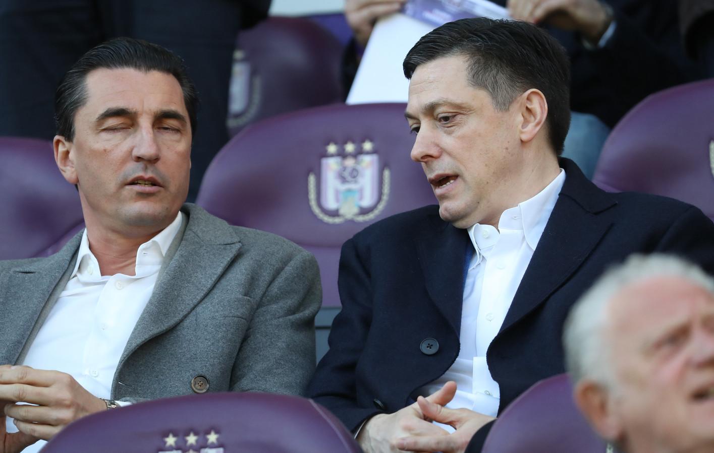 Dejan Veljkovic met advocaat Kris Luyckx(links)
