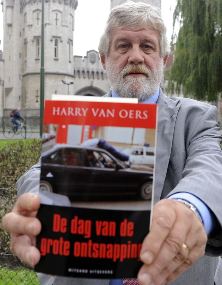 Harry Van Oers schreef zelfs een boek over zijn gijzeling. Beeld PHOTO_NEWS