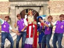 Welkomstlied voor Sint op tonen van Juf Ank:  'Hallo Kerstman komt er in ieder geval niet'