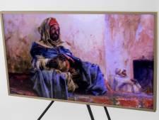 Een televisie en honderden schilderijen ineen, The Frame staat goed in iedere huiskamer