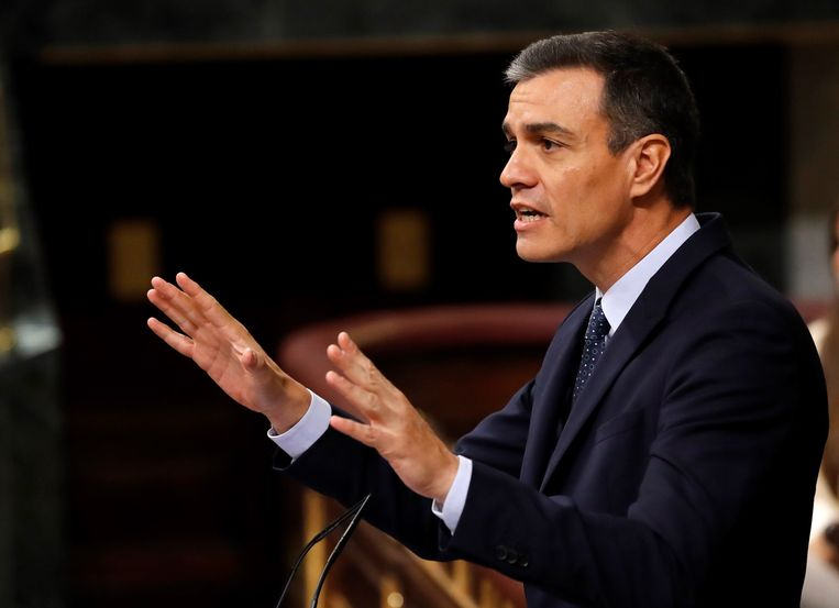 Vandaag weet Pedro Sánchez of hij herverkozen wordt als premier van Spanje.