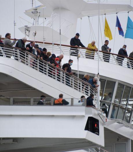 """Zeebrugge ontvangt na 18 maanden opnieuw een cruiseschip: """"Voor volgend jaar al 148 aanvragen"""""""