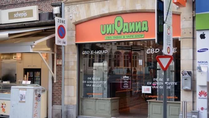 """Jaar na opening valt doek over de legale cannabiswinkels in Leuven: """"Nieuwe reglement maakt het onmogelijk open te blijven"""""""