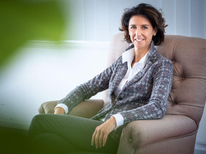 Juryvoorzitter Hilde Peerlings van Unizo Limburg zal meebepalen welke Limburgse onderneemsters de award in handen mogen nemen.