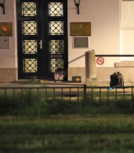 Geen explosieven in verdacht pakketje bij ambassade van Saoedi-Arabië