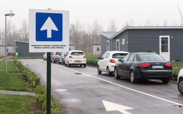 Op dit vakantiepark bij Zeewolde wonen veel arbeidsmigranten.