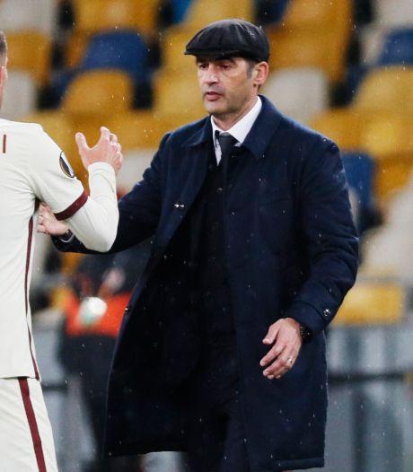 Opponent AS Roma bedelft Ajax alvast onder complimenten