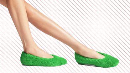 Vodden aan je voeten: voor deze schoen van Jimmy Choo tel je 600 euro neer