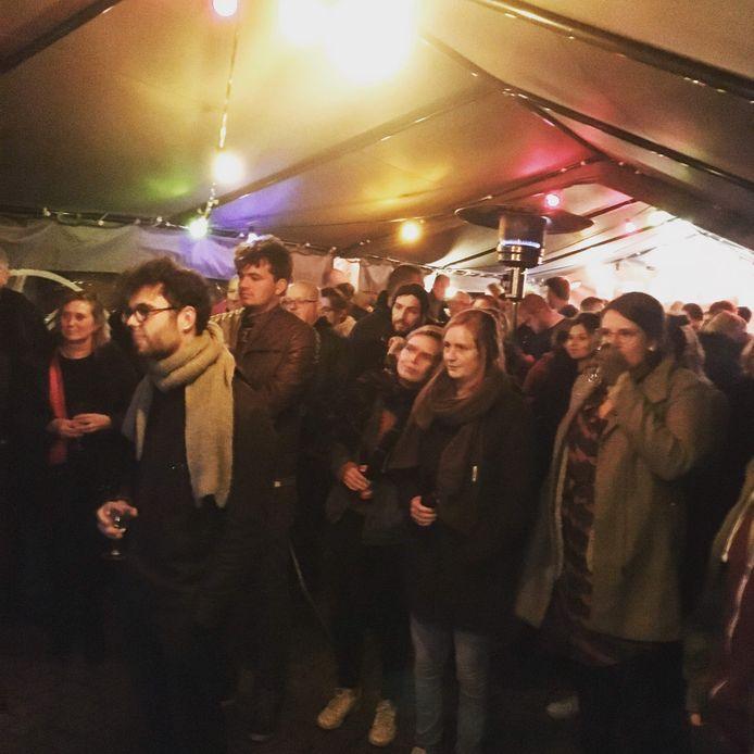 Archieffoto van een eerder evenement van Schorvoort for Life.