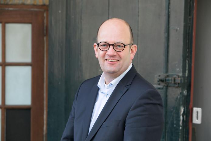 Marcel van den Hoven, raadslid CDA in Tilburg tot 1 oktober 2019.