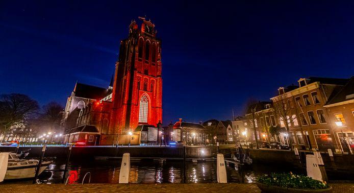 De Grote Kerk in Dordrecht is belangrijk erfgoed voor de stad.