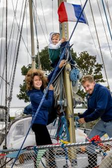 Arnout en Rosan zeilden met zoontje de wereld over tijdens pandemie: 'We hadden geen duidelijk doel'