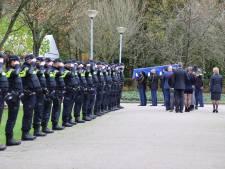Statig afscheid van verongelukte politieman Jeroen (28) uit Asten