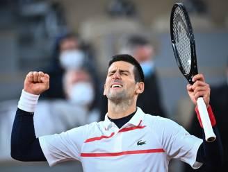 Djokovic ten koste van Carreño Busta naar halve finales op Roland Garros