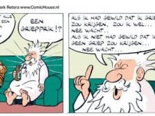 Moet dat nou? Een strip met God?