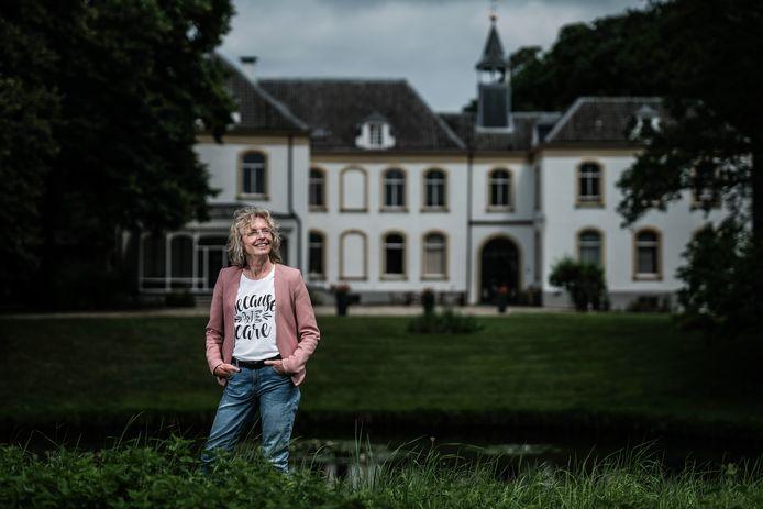 Astrid Schutte voor Huize Baak.