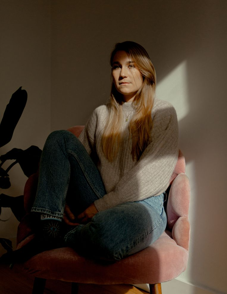 Leonie Timmermans. Beeld Desiré van den Berg