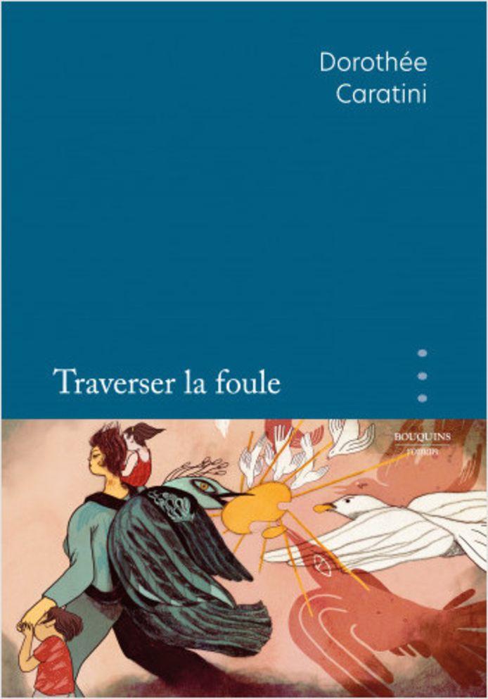 """""""Traverser la foule"""", un récit sur le deuil qui secoue ceux qui le lisent."""