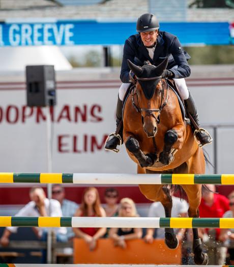 Springruiter Greeve op laatste moment alsnog geselecteerd voor Jumping Amsterdam