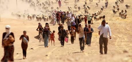 Hoe het gruwelijke verhaal van de Jezidi's ondersneeuwde in de IS-storm