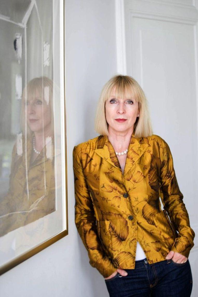 Alma Netten, scheidend directeur van het Grachtenfestival. Foto GPD Beeld
