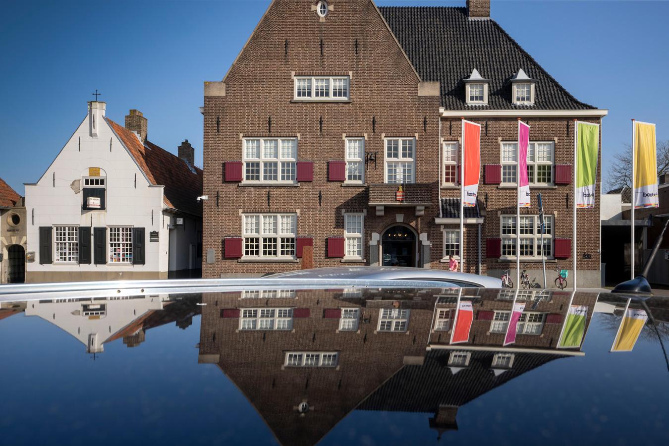 Het gemeentehuis in Boxtel.