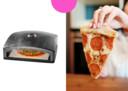 Le four à pizza de Lidl.