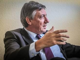 """Kandidaat-premier Jan Jambon: """"Zonder ons valt alles stil"""""""