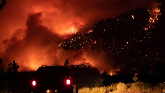 Meer dan honderd branden in Canada en Californië: leger klaar voor evacuatie