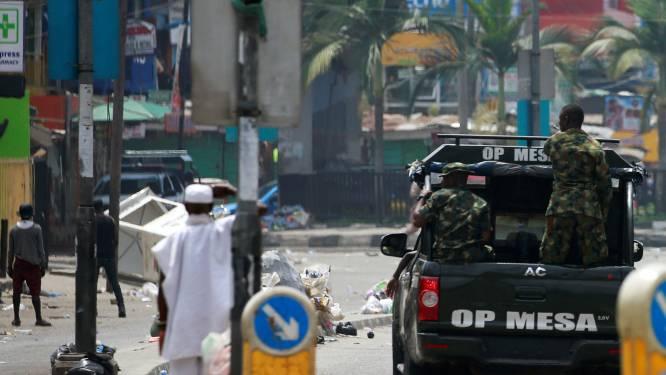 Meer dan 50 burgers gedood bij protesten in Nigeria