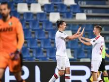 Ibrahimovic déclare sa flamme à Saelemaekers sur Instagram