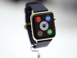 Apple Watch pas tegen lente 2015 in winkels