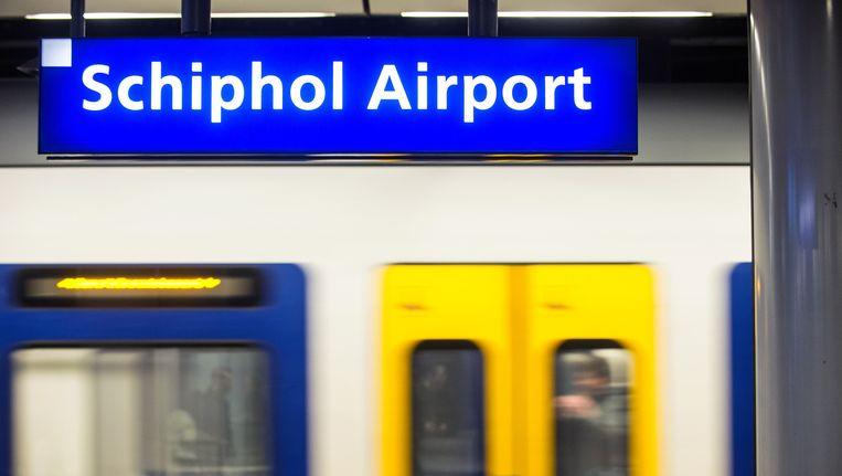 Station Schiphol krijgt een grote opknapbeurt. Beeld anp