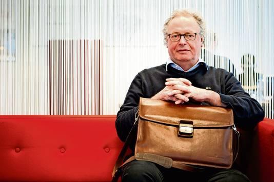 Rechtspsycholoog Peter van Koppen.