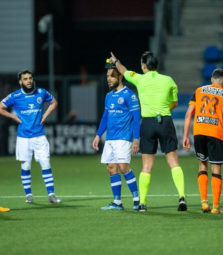 FC Den Bosch in beroep tegen rode kaart Dwayne Green: 'Dit is pure willekeur'