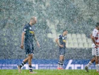 """Beerschot-Cercle stilgelegd door slechte weer, dinsdag nieuwe poging voor Van den Buijs en co: """"Nooit eerder meegemaakt"""""""