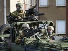 Commando's mogen per direct niet meer met scherp schieten