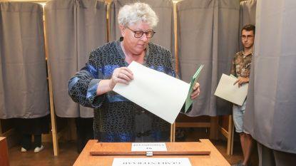 Mieke Van Hecke hoopt op 6 zetels